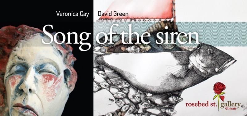 Song of the Siren - Veronica Cay & David Green
