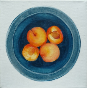 Apricot Kisses by Jennifer Harris
