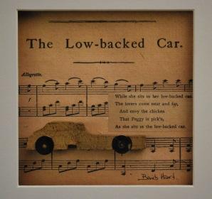 Low Backed Car by Barbra Hart