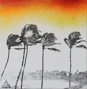 Tropical Storm by Carly Cornelissen