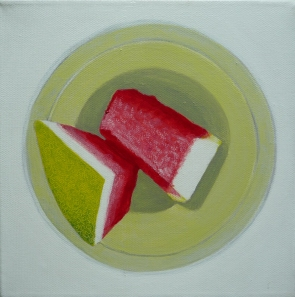 Watermelon Wedges by Jennifer Harris